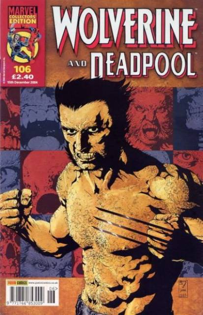 Wolverine and Deadpool Vol 1 106