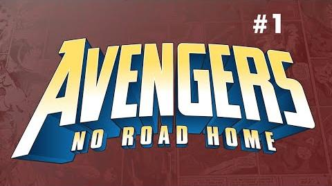 AVENGERS NO ROAD HOME Launch Trailer