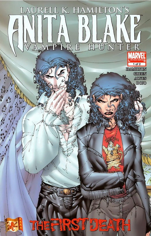 Anita Blake: Vampire Hunter - The First Death Vol 1 1