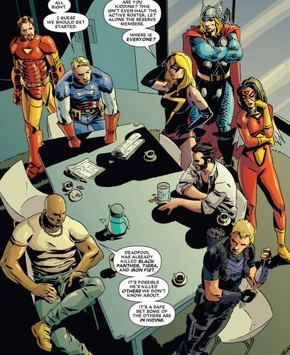Avengers (Earth-12101)