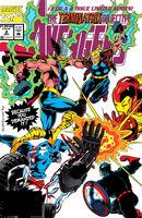 Avengers The Terminatrix Objective Vol 1 2