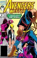 Avengers West Coast Vol 2 99