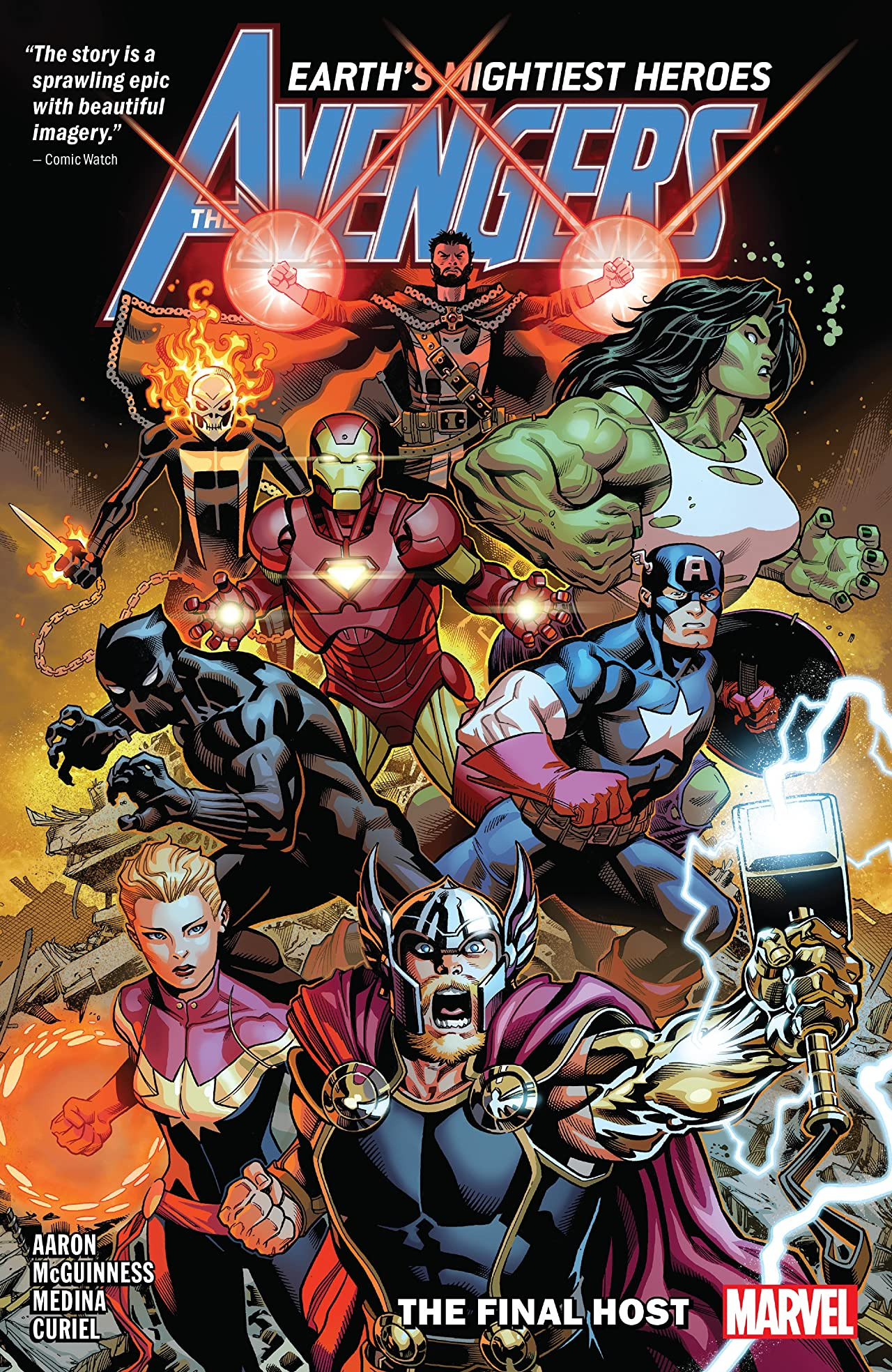 Avengers by Jason Aaron Vol 1