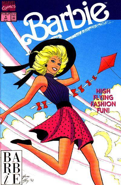 Barbie Vol 1 4