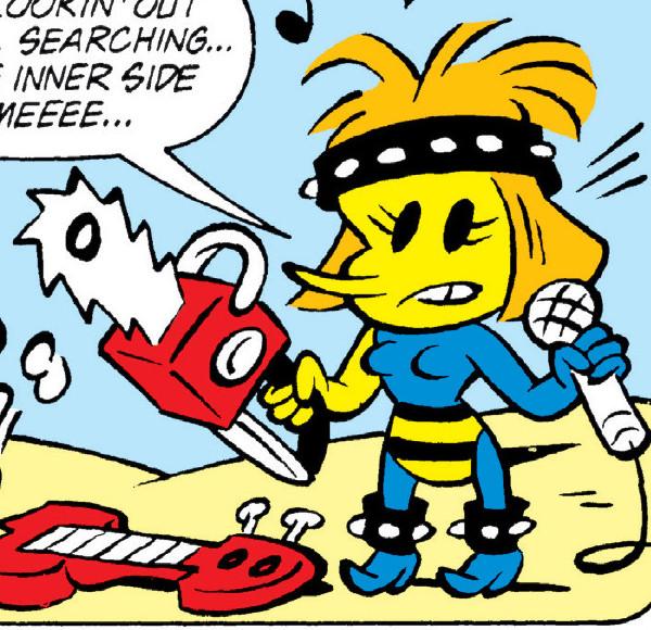 Bee-Dazzler (Earth-8311)