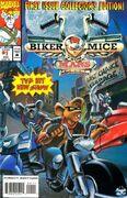 Biker Mice from Mars Vol 1 1