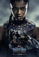 Black Panther (film) poster 005