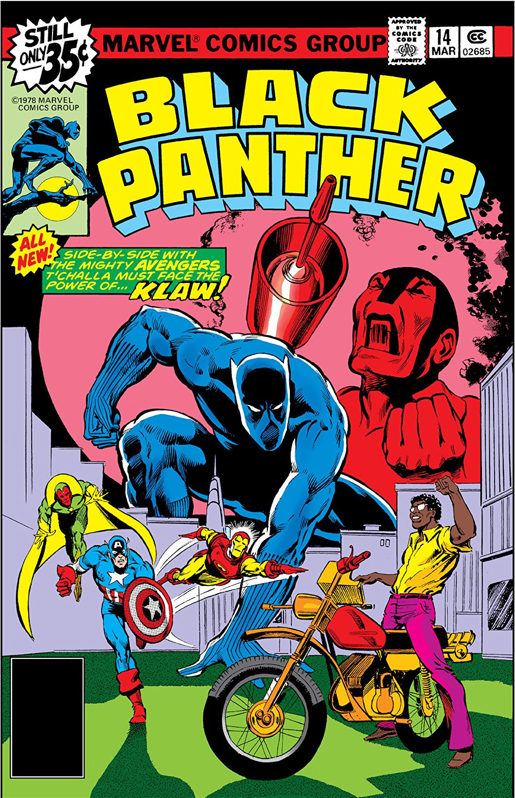 Black Panther Vol 1 14