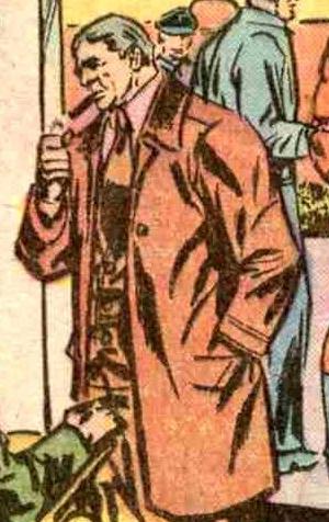 Captain Delaney (Earth-616)