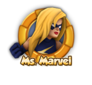 Carol Danvers (Earth-91119) from Marvel Super Hero Squad Online 001