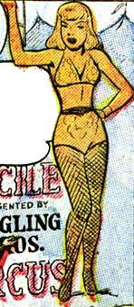 Cecile Brant (Earth-616)