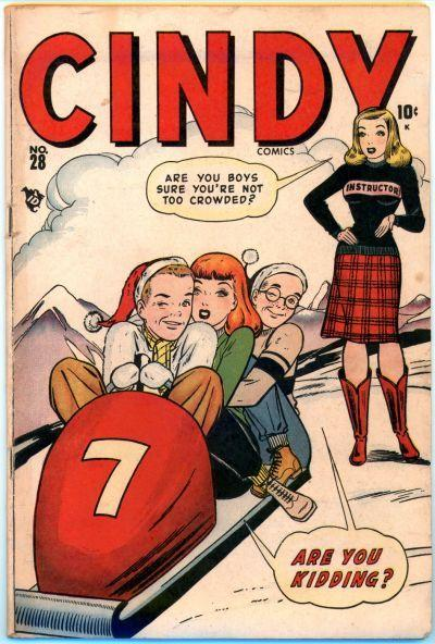 Cindy Comics Vol 1 28