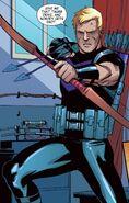Clinton barton (Earth-616) from Hawkeye vs. Deadpool Vol 1 4 001