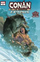 Conan the Barbarian Exodus Vol 1 1