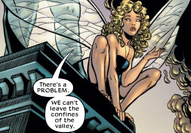 Connie (Mount Haven) (Earth-616)