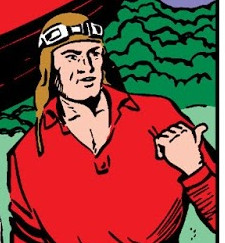 Corky Grogan (Earth-616)