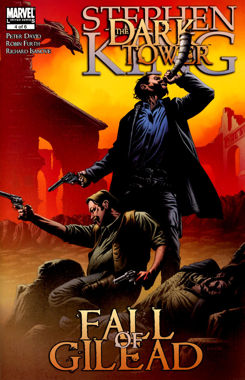 Dark Tower: The Fall of Gilead Vol 1 4