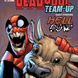 Deadpool Team-Up Vol 2 885