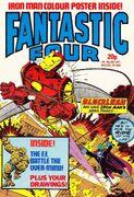 Fantastic Four (UK) Vol 1 13