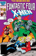 Fantastic Four vs. the X-Men Vol 1 1