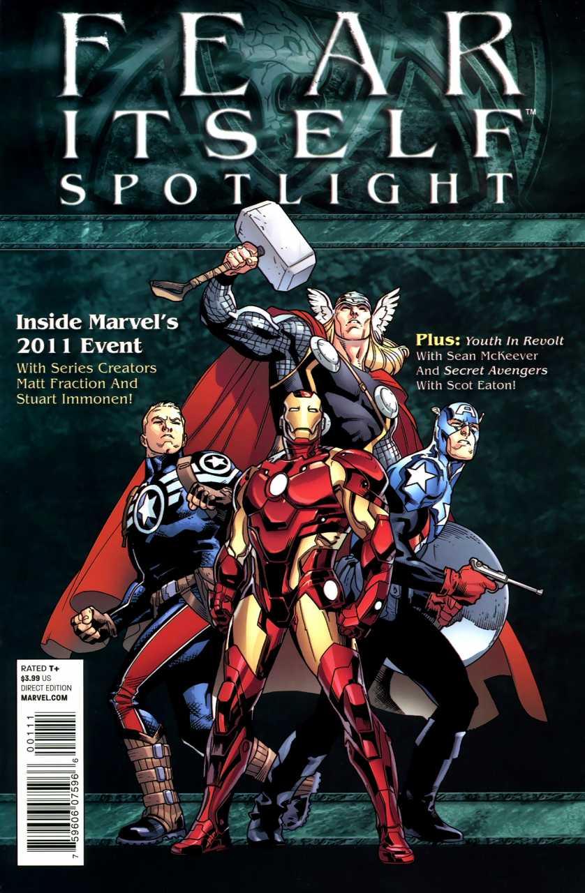 Fear Itself: Spotlight Vol 1 1