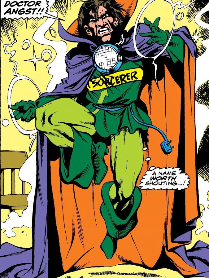 Floyd Mangles (Earth-616)