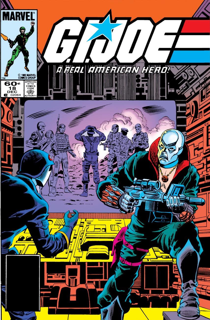 G.I. Joe: A Real American Hero Vol 1 18