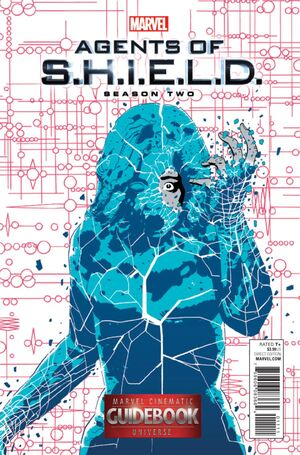 Guidebook to the Marvel Cinematic Universe - Marvel's Agents of S.H.I.E.L.D. Season Two Marvel's Agent Carter Season One Vol 1 1.jpg