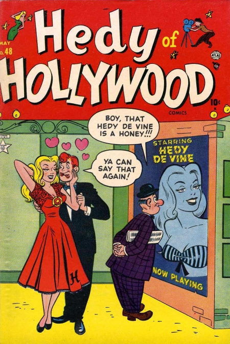 Hedy of Hollywood Comics Vol 1 48
