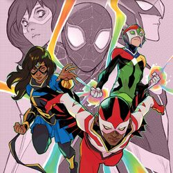 Heroes Reborn: Young Squadron Vol 1 1