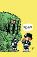 Howling Commandos of S.H.I.E.L.D. Vol 1 1 Baby Variant Textless