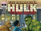 Immortal Hulk Vol 1 41