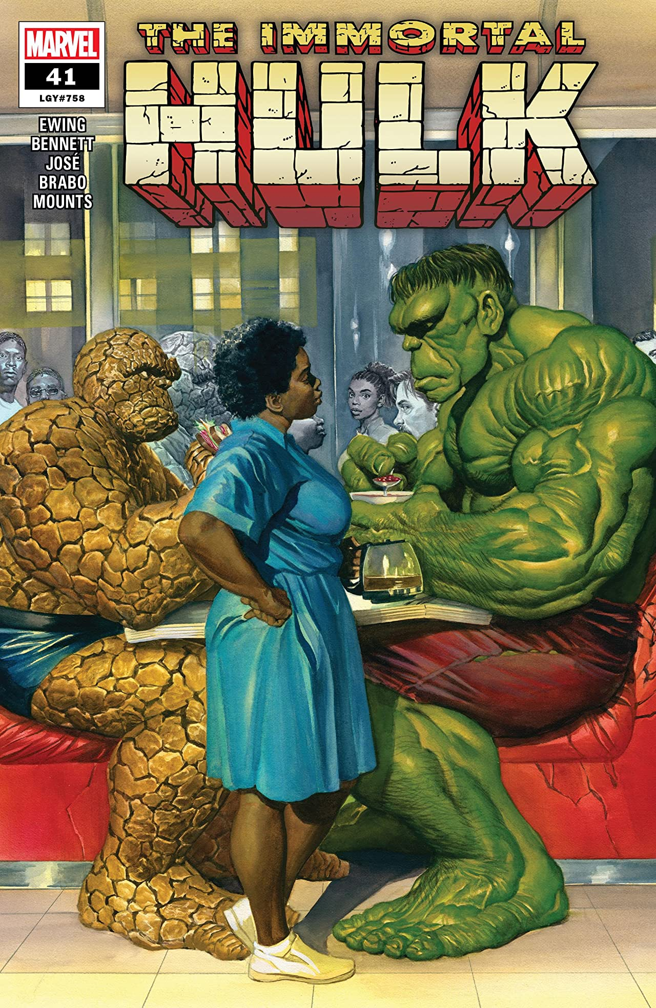 Immortal Hulk Vol 1 41
