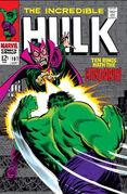 Incredible Hulk Vol 1 107