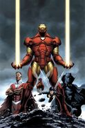 Iron Man Vol 3 84 Textless