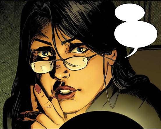 Julia Starr (Earth-616)