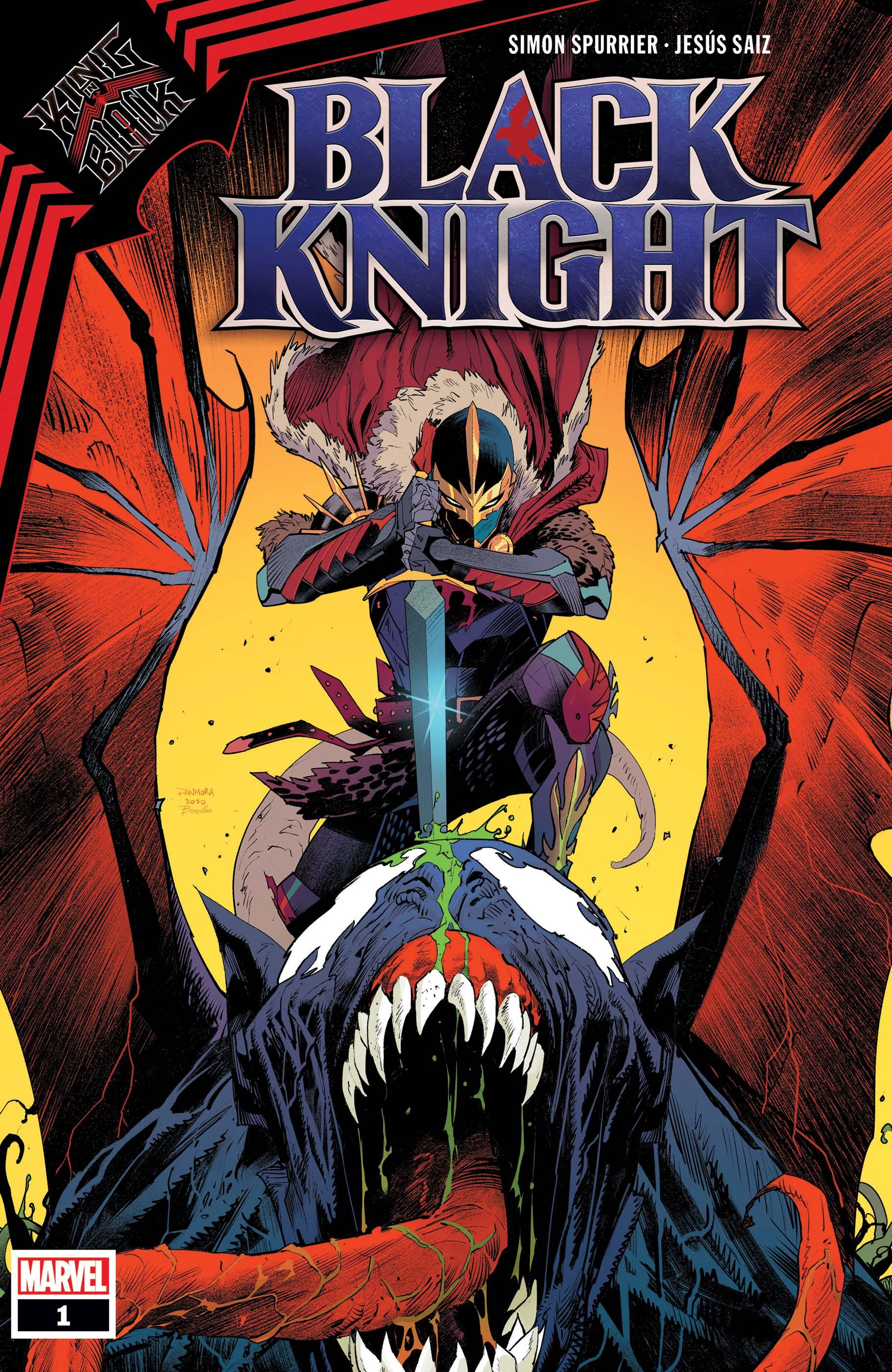 King in Black: Black Knight Vol 1