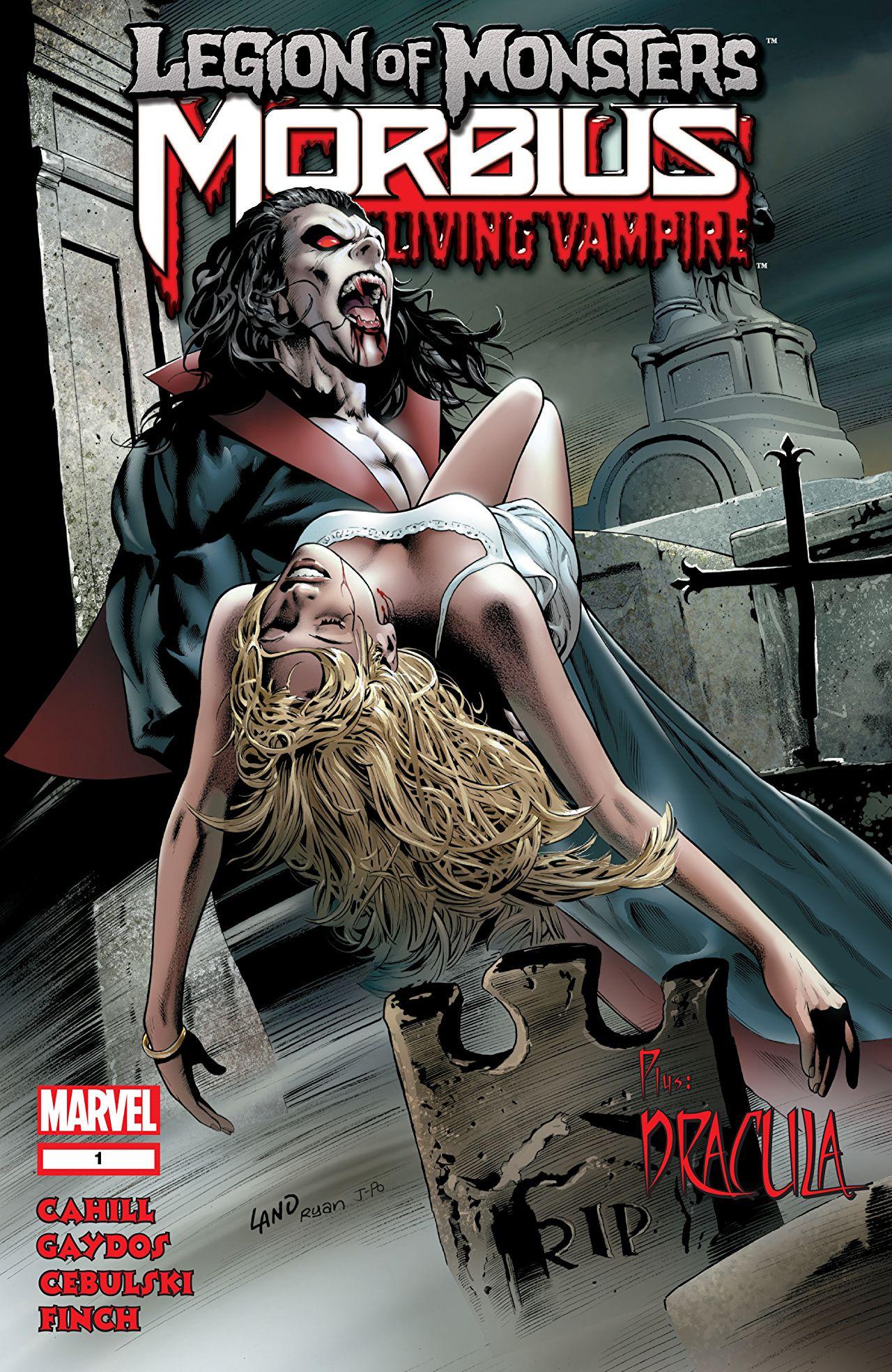 Legion of Monsters: Morbius Vol 1 1