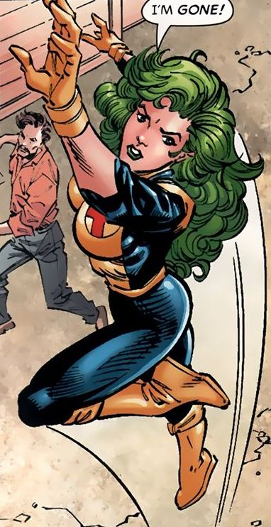 Lorna Dane (Earth-161)