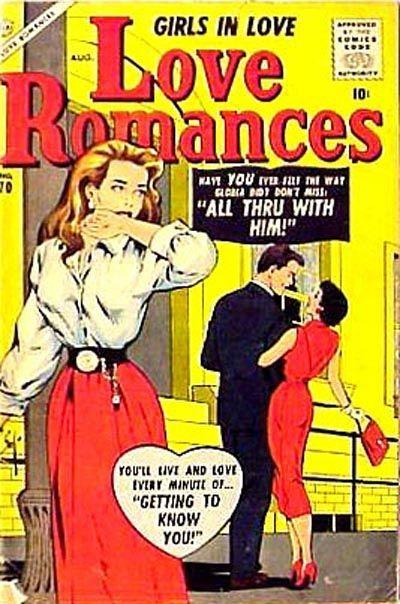 Love Romances Vol 1 70