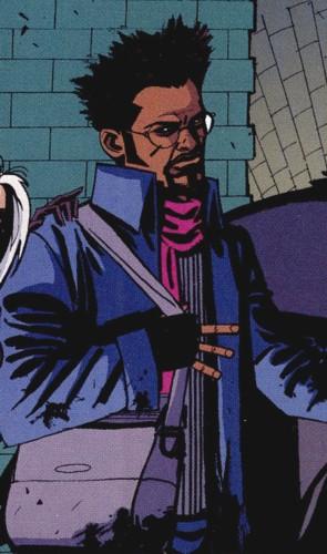 Postman (David) (Earth-616)