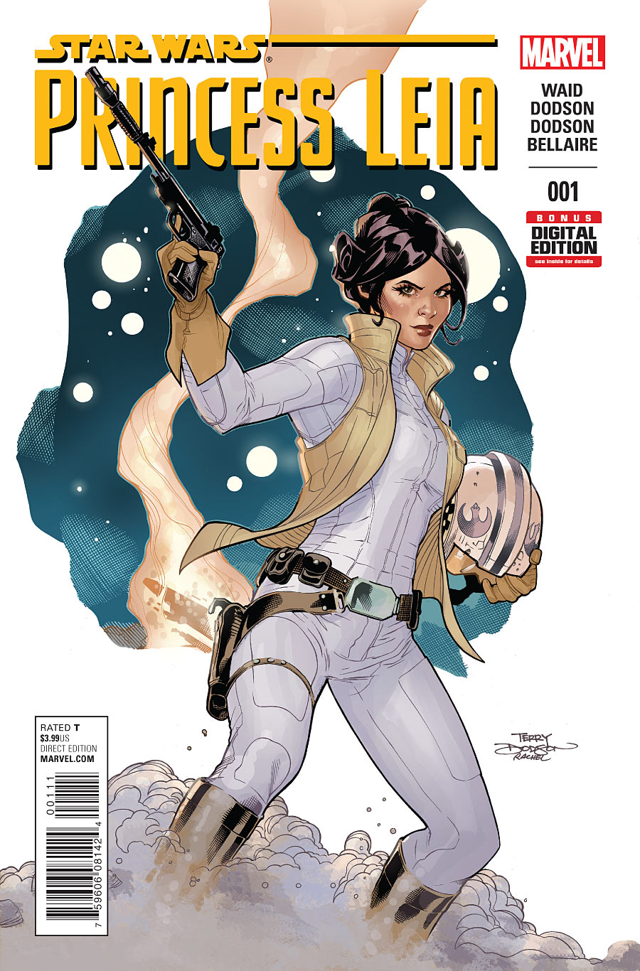 Princess Leia Vol 1 1