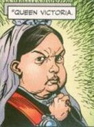 Queen Victoria (Earth-616) from Howard the Duck Vol 3 3