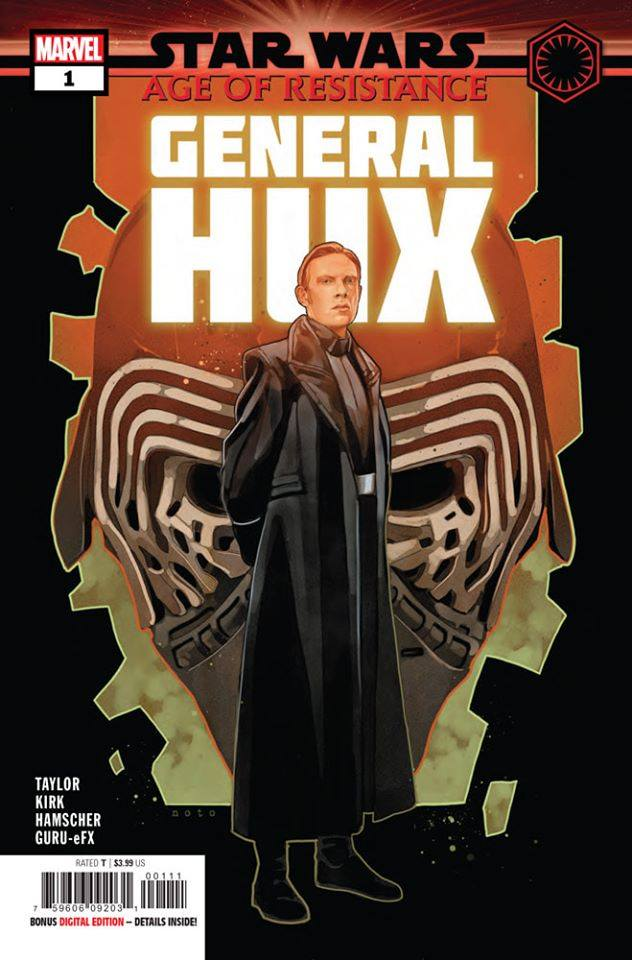 Star Wars: Age of Resistance - General Hux Vol 1 1