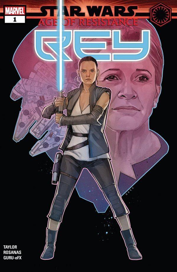 Star Wars: Age of Resistance - Rey Vol 1 1