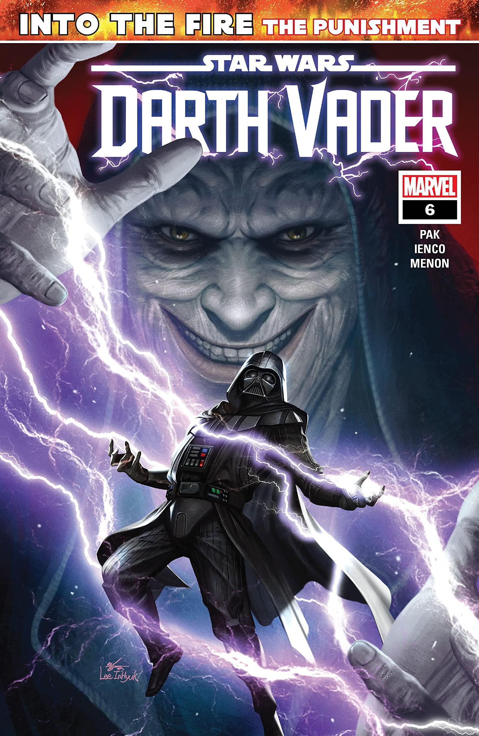 Star Wars: Darth Vader Vol 1 6