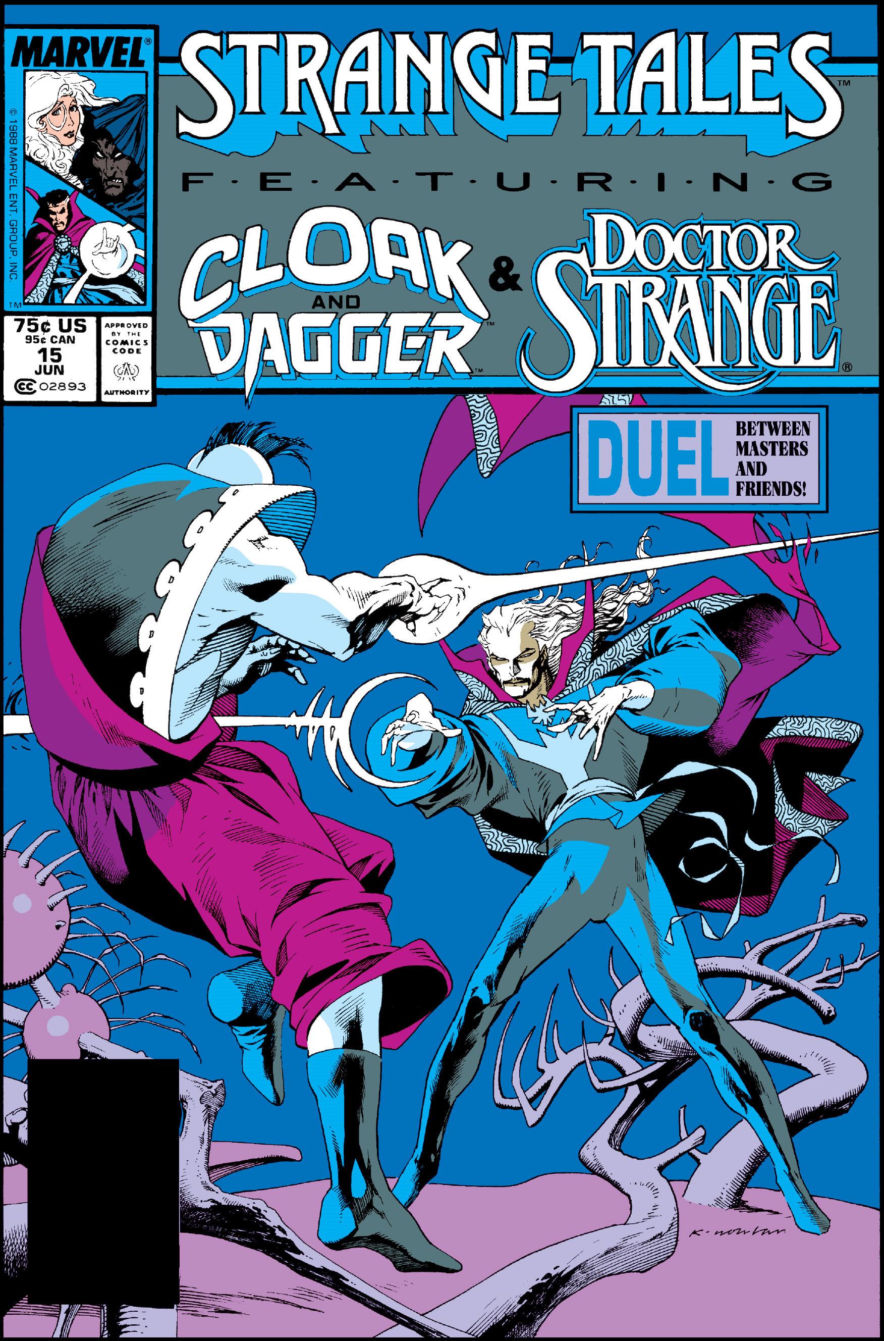 Strange Tales Vol 2 15