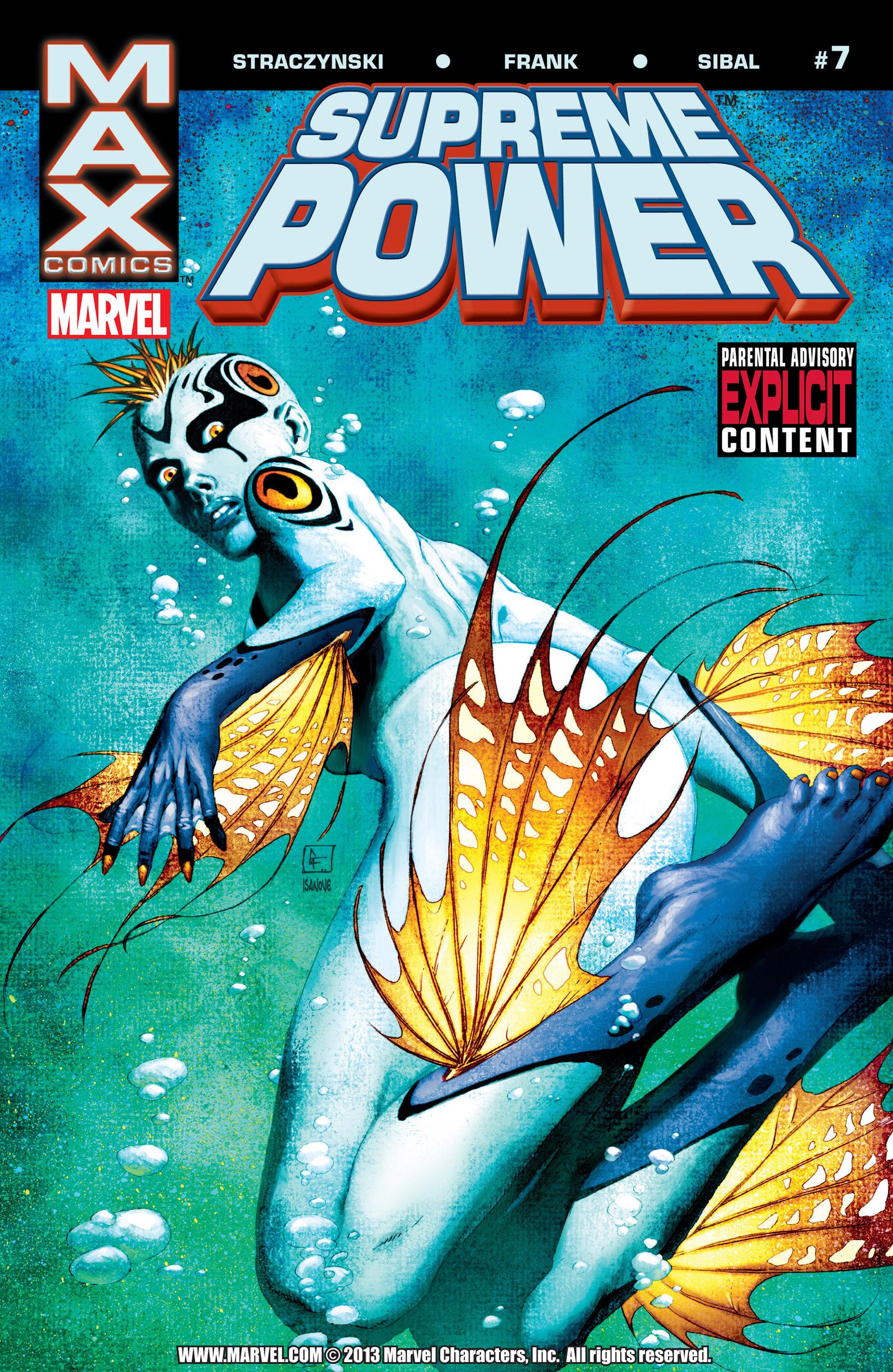 Supreme Power Vol 1 7