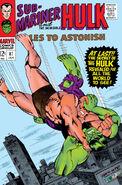 Tales to Astonish Vol 1 87
