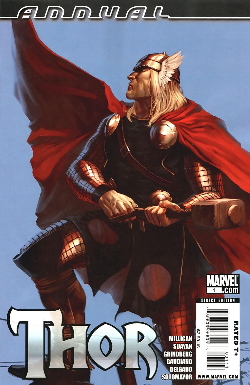 Thor Annual Vol 3 1